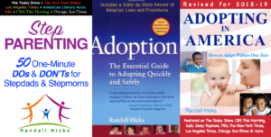 Adoption Attorney Randall Hicks, adoption books