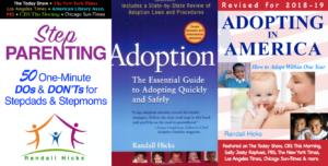 Adoption Attorney Randall Hicks, adoption books